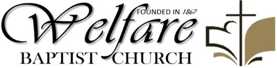 Welfare Baptist Church Logo